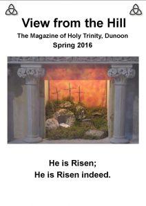 Spring 2016 HT Magazine