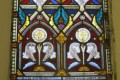 East window - detail