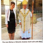 New Bishop of Brechin Consecrated