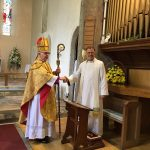 New Rector Welcomed at Holy Trinity