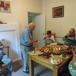 Rectory visit - 3 August 2019