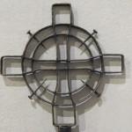 Processional Cross - iron