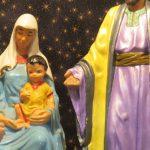 Christmas Crib after Epiphany
