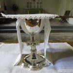 Holy Communion in Church