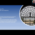 Sunday 24 May 2020 - Prayer for Israel and Palestine
