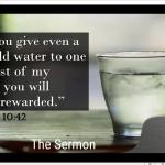 Sunday 28 June 2020 - Holy Communion-Part 2 (Sermon)