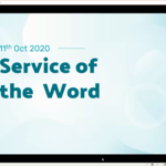 Sunday 11 March 2020 - Service of the Word