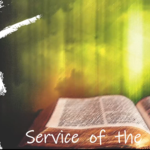 Sunday 4 October 2020 - Service of the Word