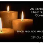 Wednesday 28 October 2020 - Compline