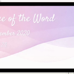 Sunday 15 November 2020 - Service of the Word
