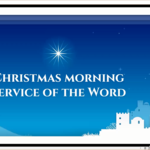25 December 2020 - Service of the Word