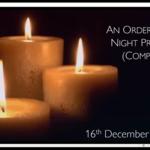 Wednesday 16 December 2020 - Compline
