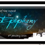 Sunday 3 January 2021 - Service of the Word