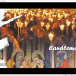 Sunday 31 January 2021 - Candlemas