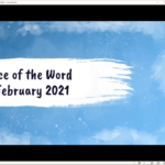 Sunday 14 February 2021 - Service of the Word