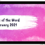 Sunday 7 February 2021 - Service of the Word