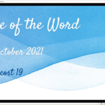 Sunday 3 October 2021 - Service of the Word